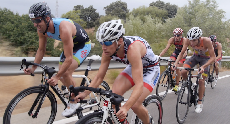 VIDEO: Triatlon de Posadas, Califas de Hierro