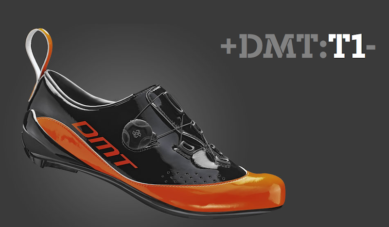 DMT bike shoes