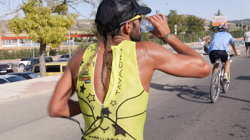 VIDEO: Triatlon de Guadalajara