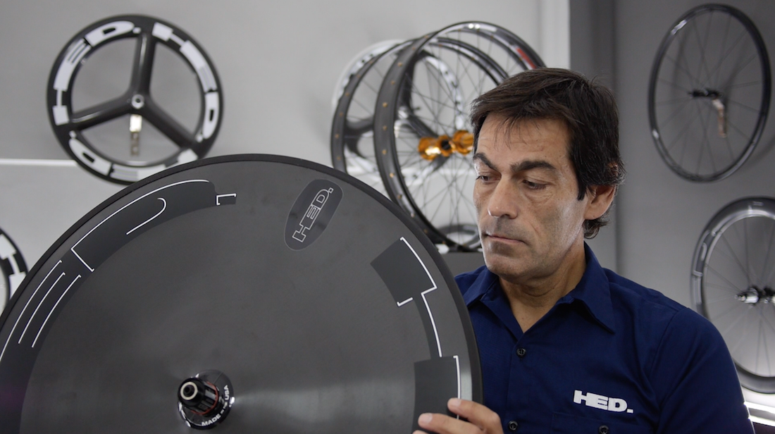 VIDEO: HED Wheels Jet H3 plus y Jet Disc