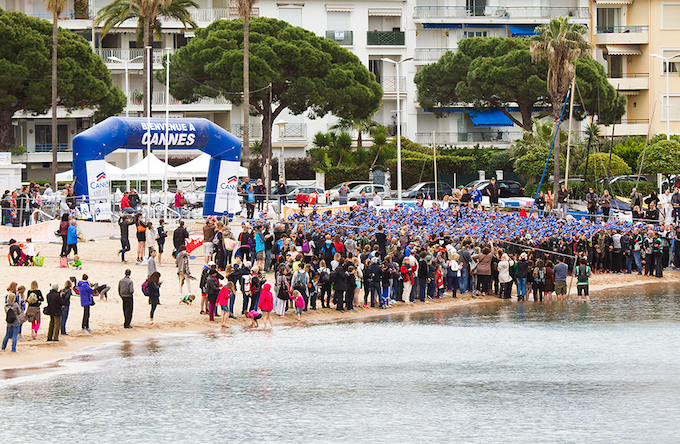 cannes triathlon