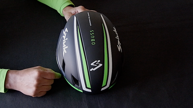 VIDEO: Test del casco Spiuk Obuss