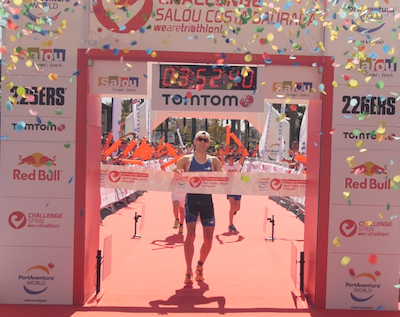 Promocion especial Challenge Salou/Triatlon Channel