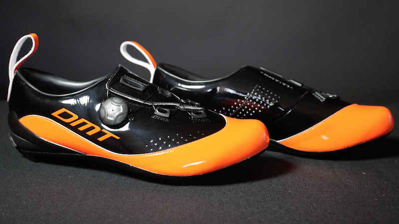 VIDEOS: test de las zapatillas DMT T1 – triatlon