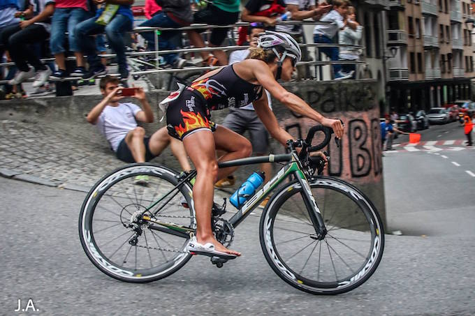 ibone sanchez triatlon
