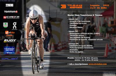 master en transiones triatlon