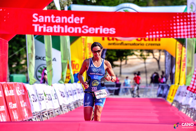 santander triatlon series madrid