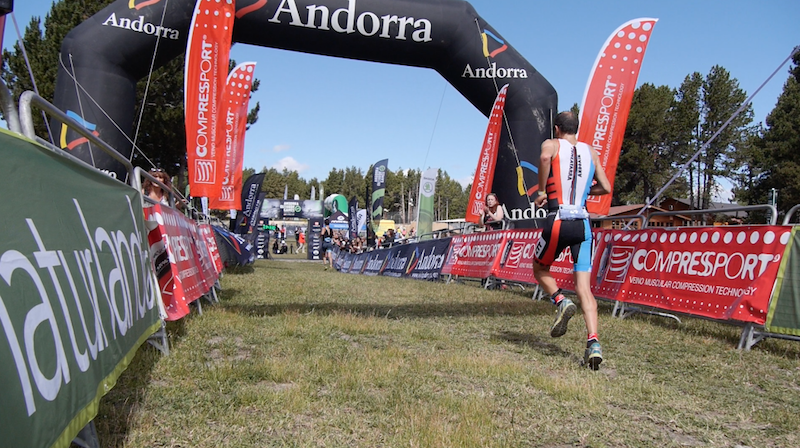 VIDEO: Andorra Triatló