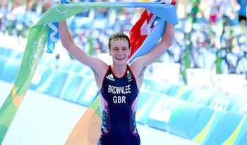 alistair brownlee, oro olimpico en triatlon Rio