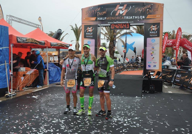 VIDEO: Half Triathlon Menorca – Fornells 2016