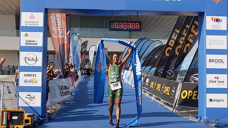 VIDEO: Valencia Triatlon 2016