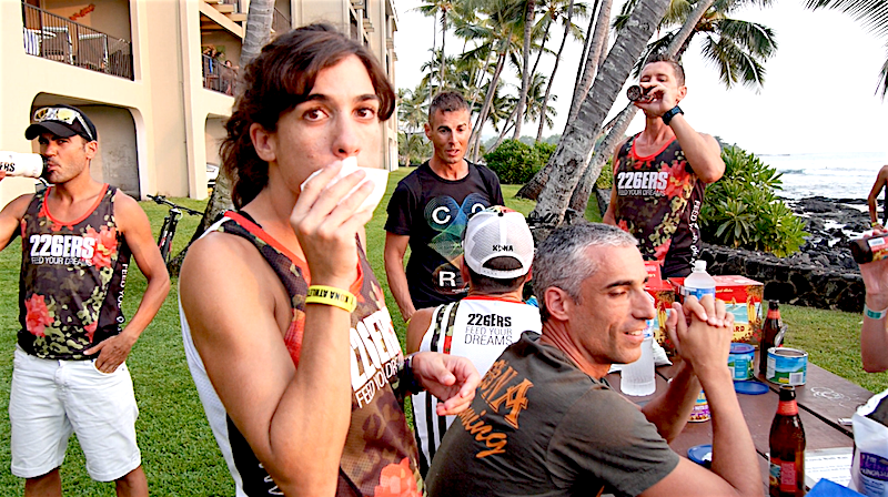 VIDEO: Triatletas por Kona II