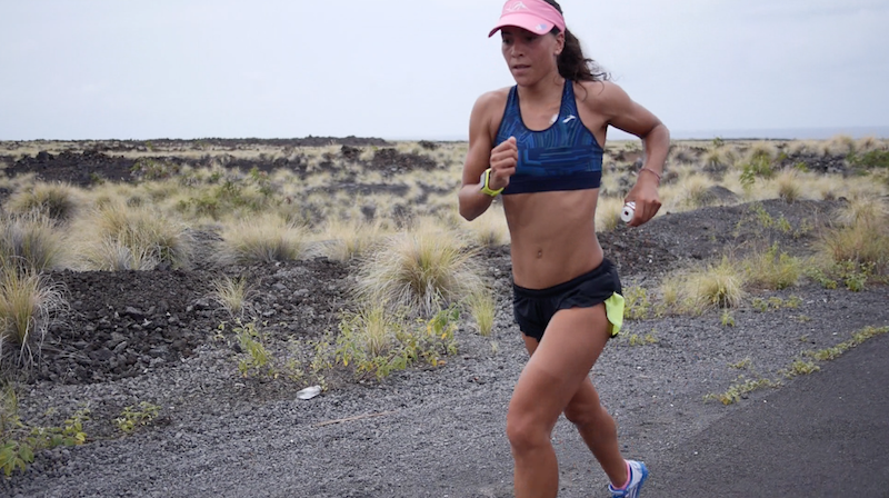 VIDEO: Saleta Castro, road to Kona