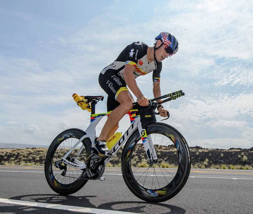 Kienle y Andreas Raelert confinman en el Cannes International Triathlon