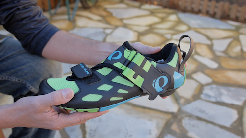 VIDEO: Test de las Pearl Izumi Try Fly Carbon