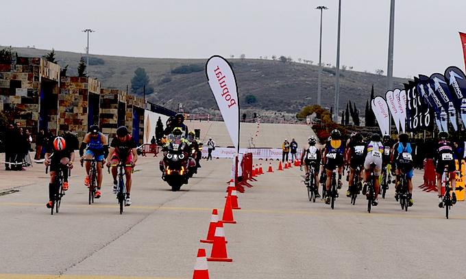 VIDEO: Duatlon de Rivas Popular DuTriCup ( elite masculina )
