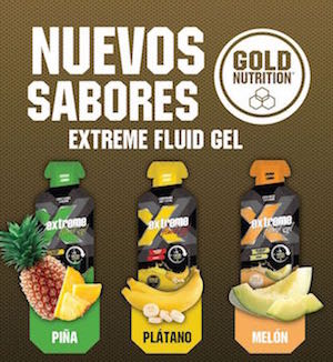 gold nutrition geles