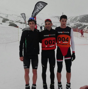 podio cto de spain triatlon invierno