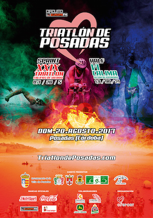 cartel triatlon posadas