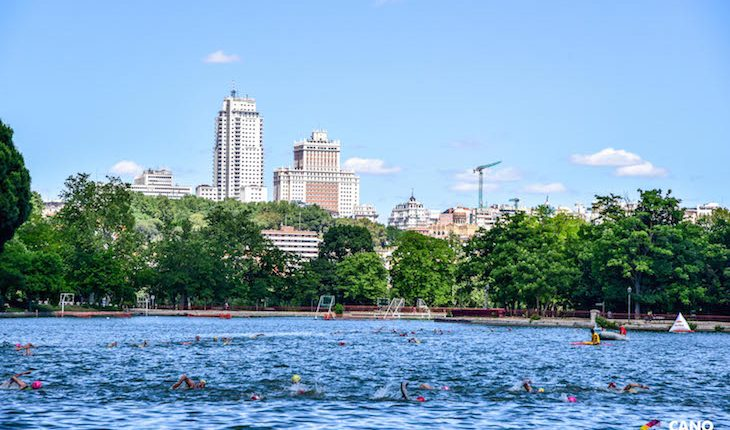 Santander Triathlon Series Madrid contará con una travesía
