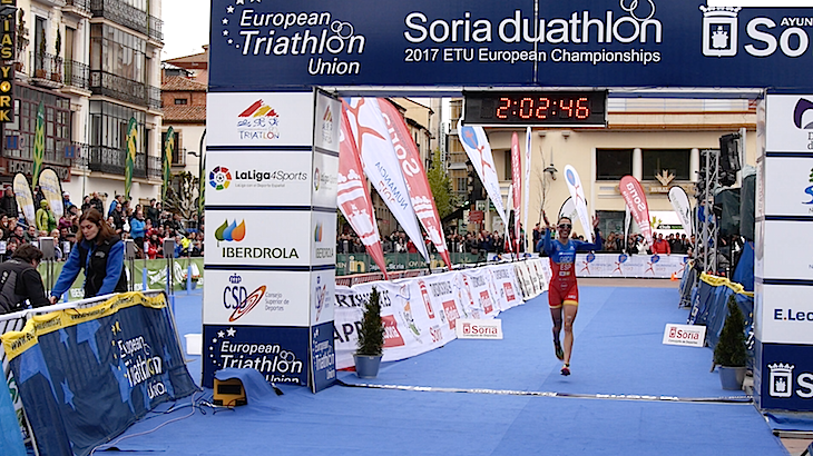 VIDEO: Cto de Europa Duatlon Femenino