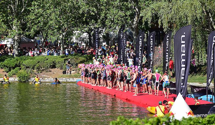 Santander Triathlon Series cerrarán el 20 de octubre en Madrid