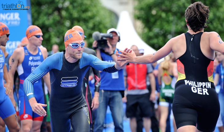 Día histórico para el triatlón mundial, más presencia en la Olimpiada