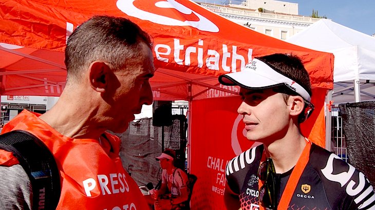 VIDEO: Entrevistas Tops Challenge Madrid