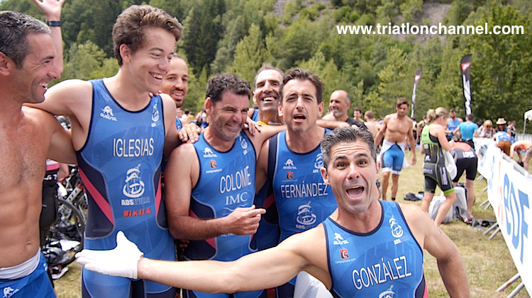 Descuentos a clubs up 1000 € en Alpe d´Huez Triathlon