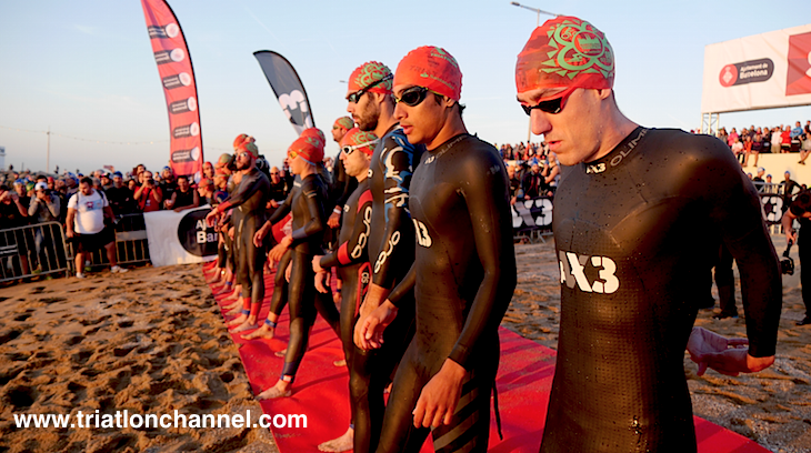 VIDEO: Barcelona Triathlon by Santander