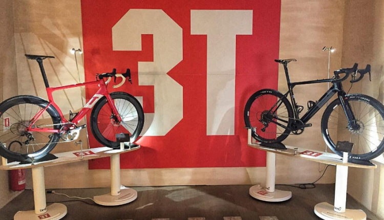 SPORTMED, nuevo distribuidor oficial de 3T CYCLING
