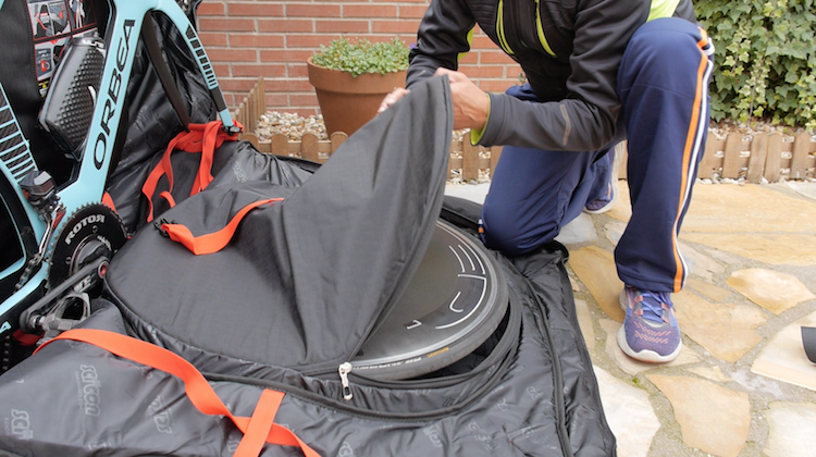 VIDEO: Test de la Scicon Bag Aeroconfort 3.0 TSA