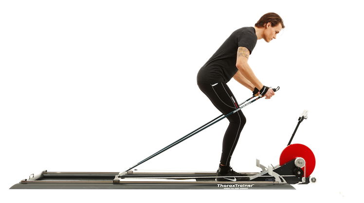 VIDEO: Nuevo sistema de entrenamiento indoor ThoraxTrainer