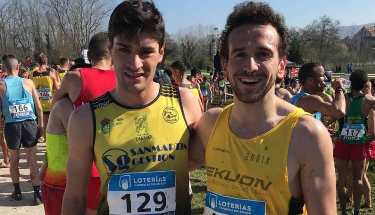 Nacionales de Cross, UK y España, triatletas destacados