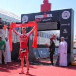 Alistair Brownlee vencedor Ironman Dubai