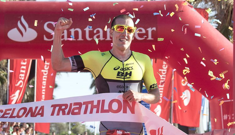 Barcelona Triathlon by Santander abre inscripciones low cost