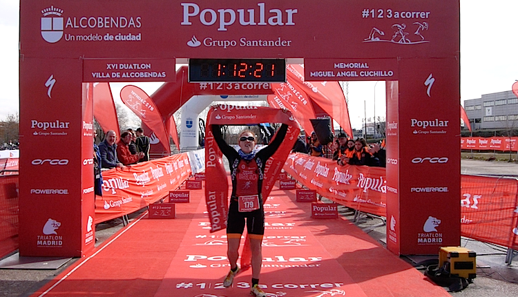 VIDEO: Duatlon de Alcobendas Popular DuTri CUP ( femenino )
