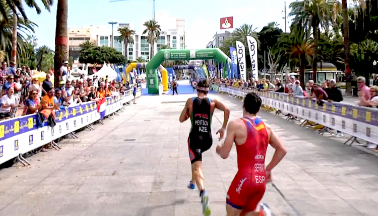 VIDEO: Copa de Triatlon Gran Canaria