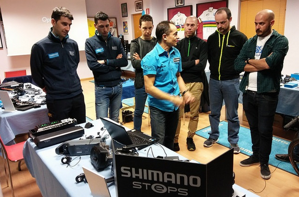 Shimano dispondrá de 50  Service Center con formación técnica exclusiva