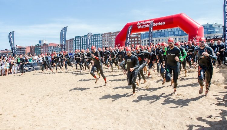 Santander Triahlon Series Gijón abre inscripciones