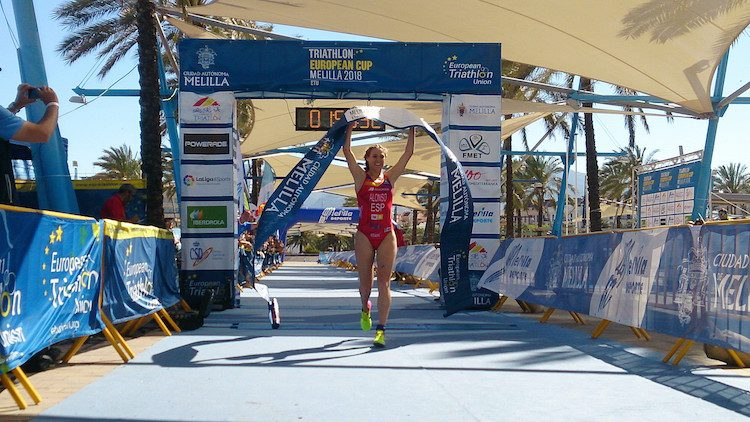 VIDEO: Copa de Europa de Triatlon Melilla