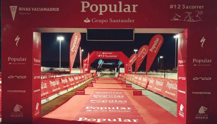 Ultimas plazas Triatlon de Tres Cantos