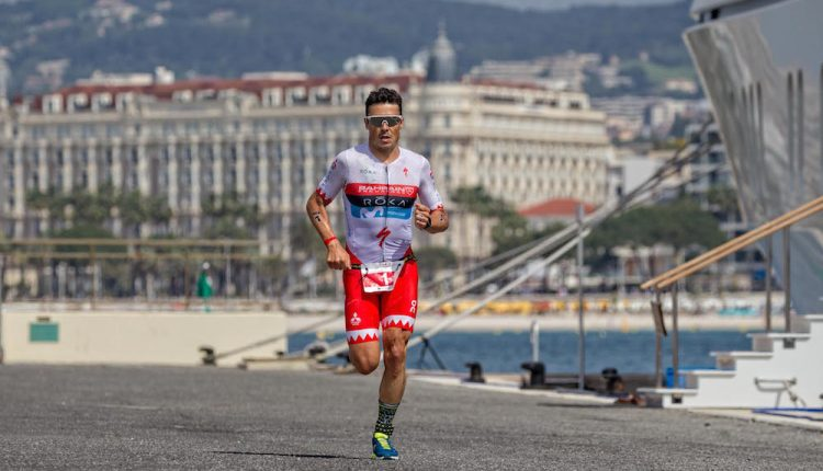 FOTOS: Triunfo de Gómez Noya en Cannes International Triathlon