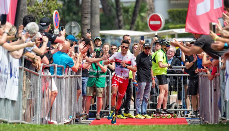 Cannes International Triathlon el 21 de abril