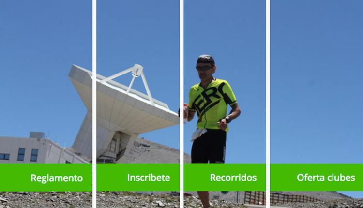 1 mes para el triatlon más duro, Sierra Nevada