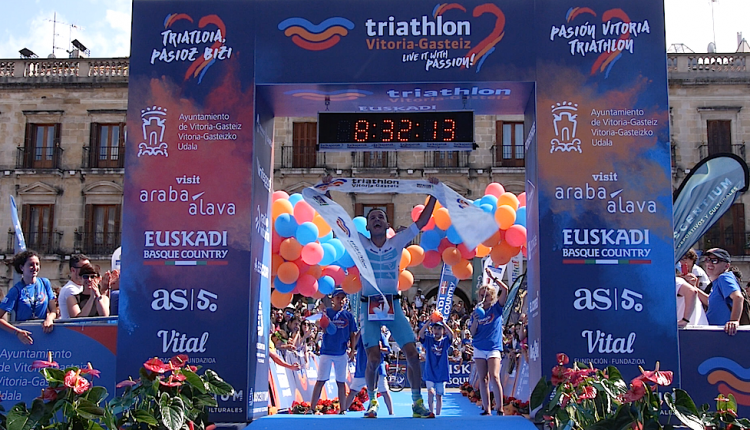VIDEO: Triathlon Vitoria-Gasteiz Full