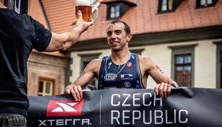 Rubén Ruzafa, otra tripleta con el XTERRA Czech Republic
