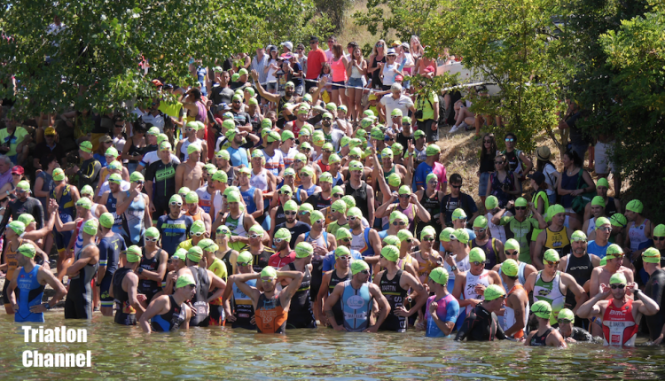 VIDEO: Triatlon de Palmaces, 25 aniversario