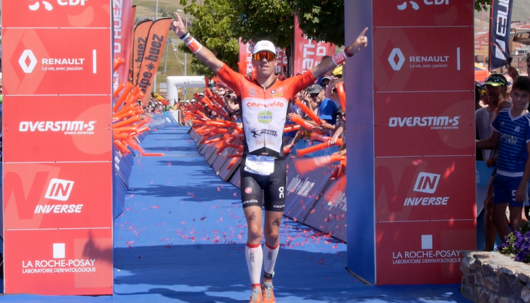 VIDEO: TIME Triathlon Alpe d´Huez