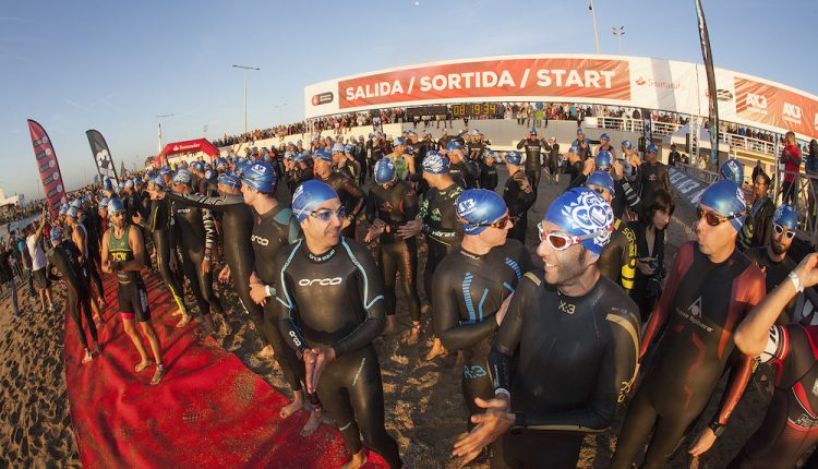 Ultimas plazas low cost para el Barcelona Triathlon